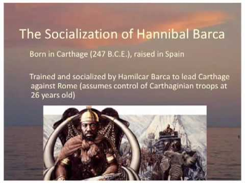 the influence of hannibal barca Such was the case with hannibal barca hannibal's perspective on war was rooted in the influence of hellenistic culture historynetcom contains daily.